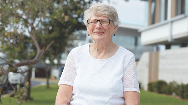 Kath Nicol was reluctant to embrace technology when she received an iPad for her 80th birthday five years ago. Now, she wouldn't be without it.