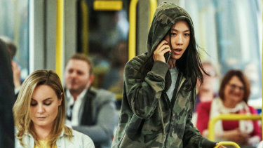 Tang Wei has a mostly thankless role in the Chinese-Australian co-production.