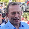 'Diabolically bad' poll: Abbott facing 12 per cent swing to lose seat