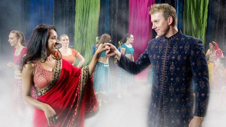Australian cricketer Brett Lee's debut Bollywood film, Unindian.