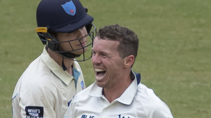 Siddle flags possibility of shock move to Tassie or WA