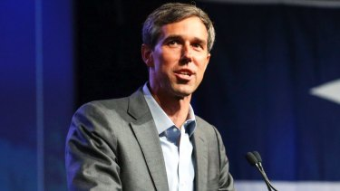 O'Rourke ended weeks of speculation by announcing he would run for president.
