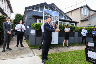 Perth house prices could increase 15 per cent by the end of 2021.