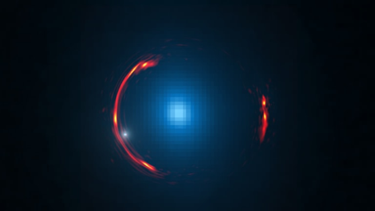 The gravitational lens SDP.81