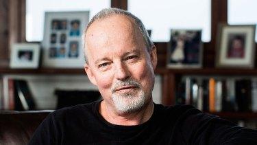 Australian crime writer Michael Robotham.
