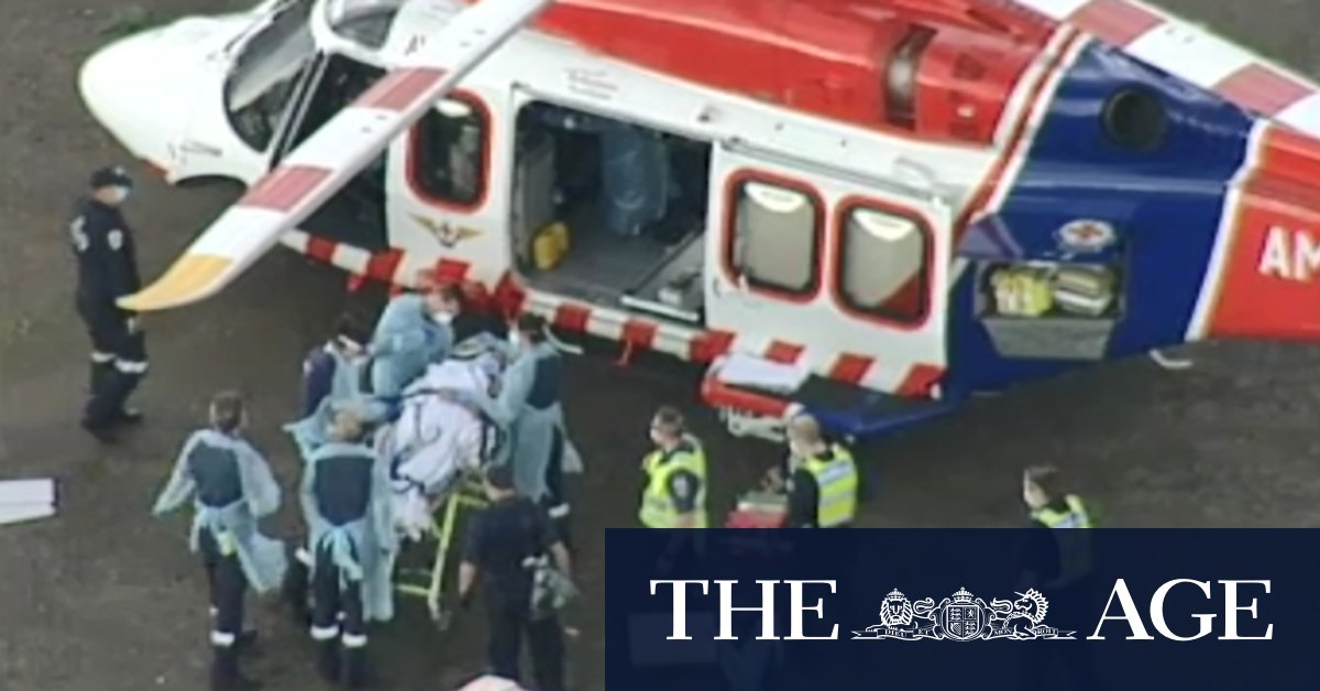 Man fighting for life after Barwon Prison attack – The Age