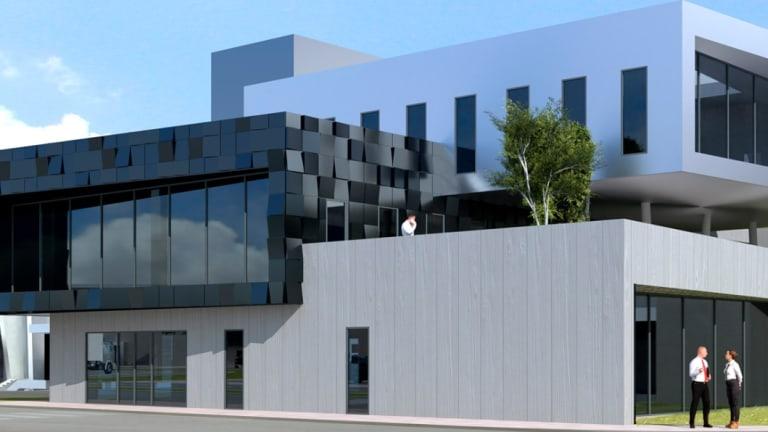 Goodman plans a new logistics centre at the gates of the Roissy-Charles de Gaulle airport, Paris.