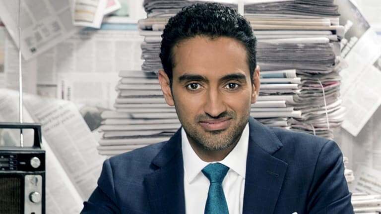 Waleed Aly's report on Melbourne's supposed gang problem has been praised on Twitter.
