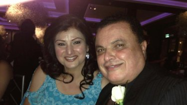 Dyldam chairman Sam Fayad with his wife Maria, who is the sister of Joe Khattar.