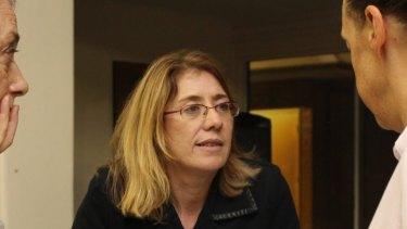 Rita Saffioti.
