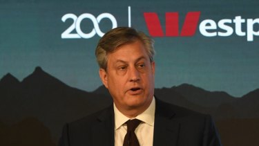 Westpac CEO Brian Hartzer said the provisions were disappointing but paying out compensation was a priority.