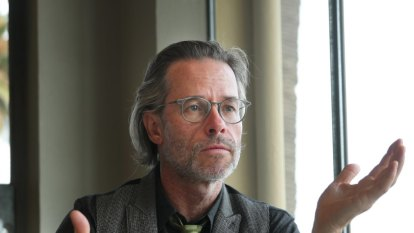 Praise be: Guy Pearce and Jacqueline McKenzie to star in comedy series