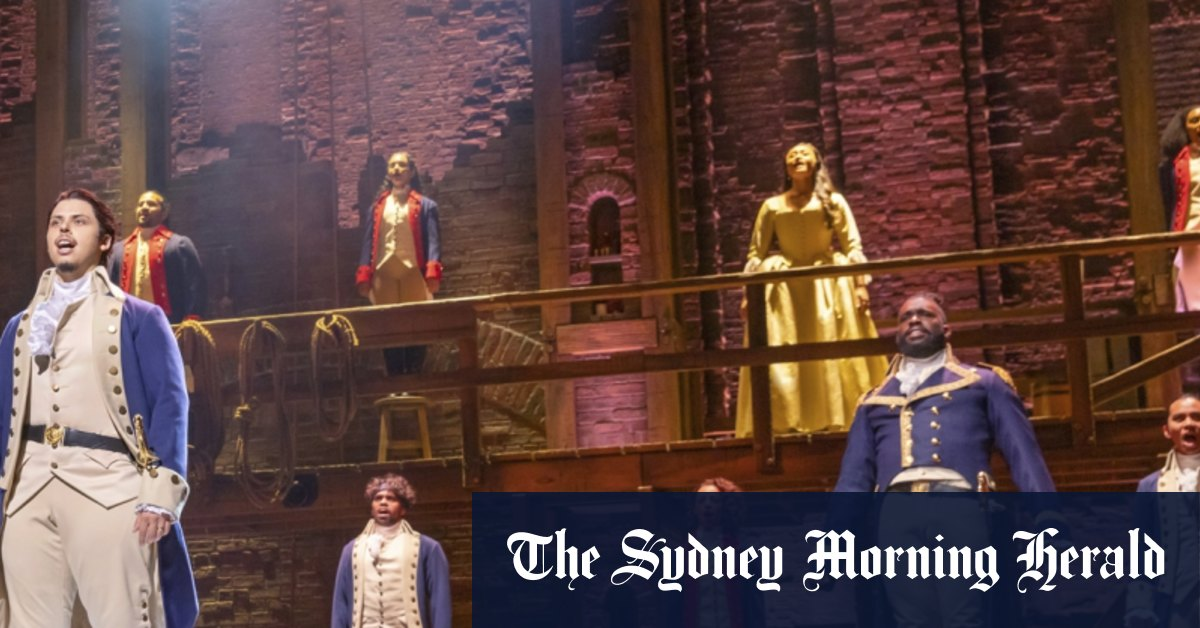 Just you wait: Hamilton star thrilled with move to Melbourne – Sydney Morning Herald