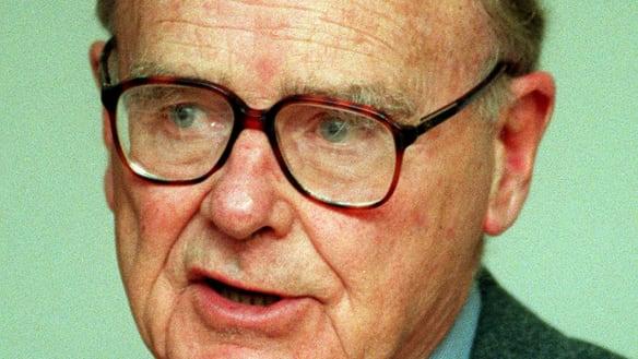 ANU historian John Molony dead at 91