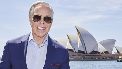 How Tommy Hilfiger has kept his 'American cool'