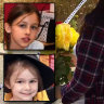 'They were a happy family': Shock as mother held over deaths of two young daughters