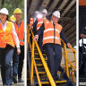 POLL CALL: Labor, LNP argue over economy as battle for regions rages