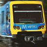 Metro train drivers stood down over South Yarra track dispute