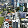 Looming shadow of luxury apartment tower for Perth CBD angers neighbours