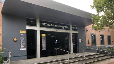Jie Smith, 28, appeared briefly in Wyong Court on Thursday morning following his arrest at Budgewoi on Wednesday.