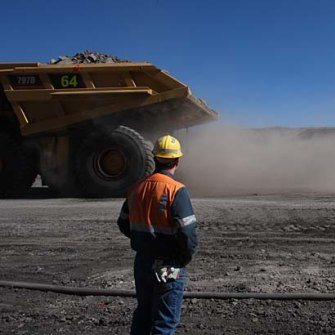 As a new coal-mining province, the Galilee Basin would open up new mining jobs.