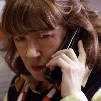 Breakthrough role:  Ann Dowd  as Sandra, a restaurant manager, in Compliance.