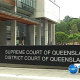 The Supreme Court in Brisbane.