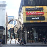 Global fashion icons 'poached' from King St to Raine Square