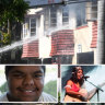 The faces of those who lost everything in South Brisbane blaze