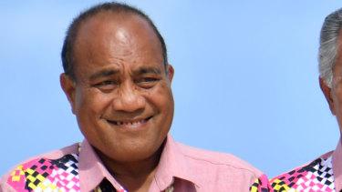 "A Taiwanese official has said Kiribati's President Taneti Maamau ""has long entertained highly unrealistic expectations regarding China""."