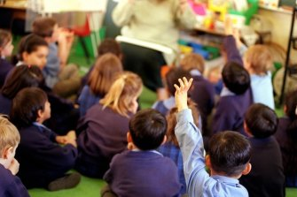 Children are missing out on real-life interaction with students and teachers.