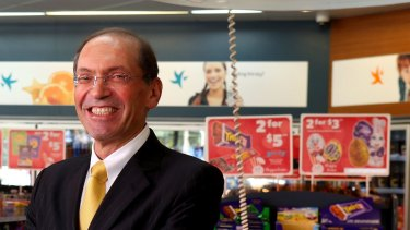 Caltex CEO Julian Segal remains positive on the group's retail strategy despite its underperformance.