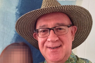 Dr Andrew Leggett, who was reprimanded in Queensland over an inappropriate relationship with a former patient, is now working in the NSW public health system.