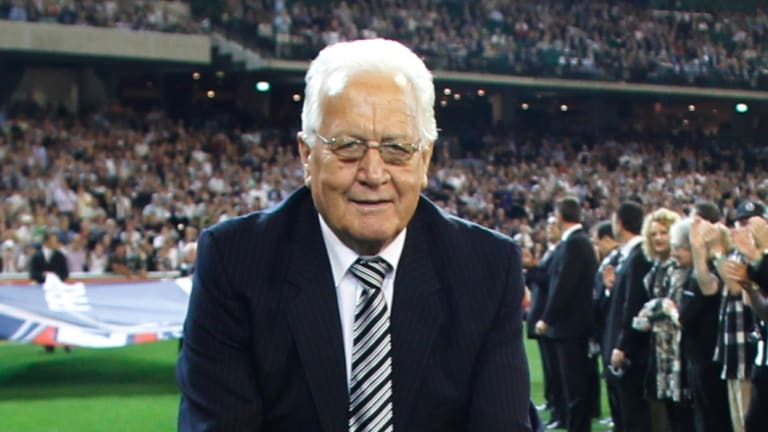 Former Magpie Murray Weideman in 2011.