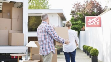 There are risks entering retirement with a mortgage.