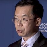 China's ambassador to France Lu Shaye.