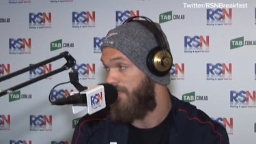 Melbourne Demons' Max Gawn addressed the drinking controversy surrounding injured teammate Steven May.