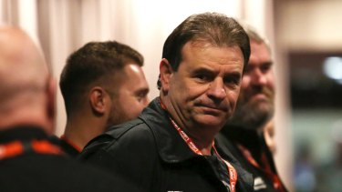 Union members have called for John Setka to be sacked.