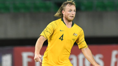Sydney fullback Rhyan Grant doesn't want to miss A-League games to play for the Socceroos.