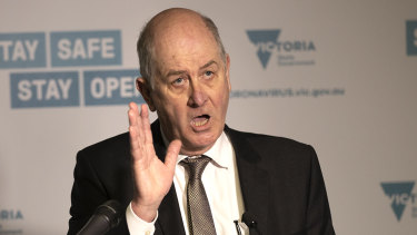 Housing Minister Richard Wynne refused to offer residents an apology as recommended by Ms Glass in the report.
