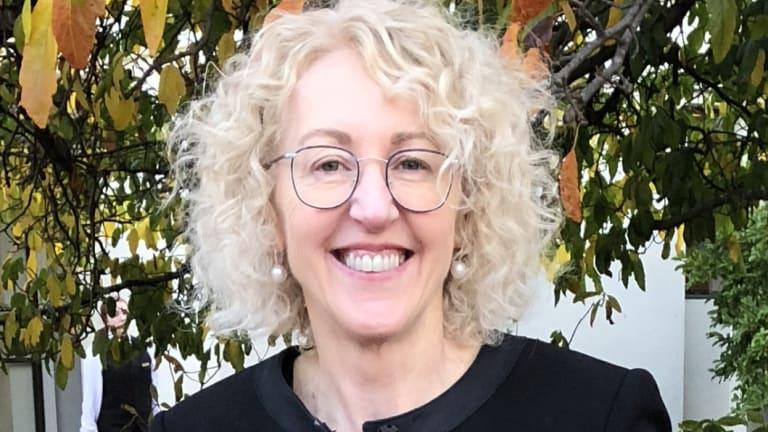 Sandra Parker has been named as Australia's new Fair Work Ombudsman.