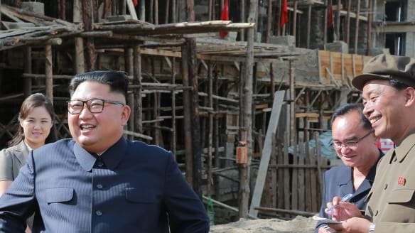North Korea accuses US of plotting invasion with 'smile on its face'