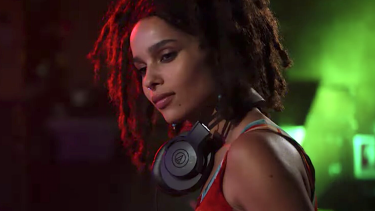 Zoe Kravitz takes on the role made famous by John Cusack in the television adaptation of Nick Hornby's High Fidelity.