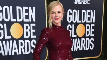 Nicole Kidman missed out on a Golden Globe, with Glenn Close taking the win for her category.