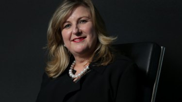 Navitas chairman Tracey Horton.