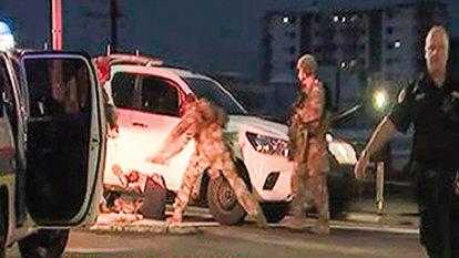 Darwin shooting LIVE: Four people dead, suspect in custody