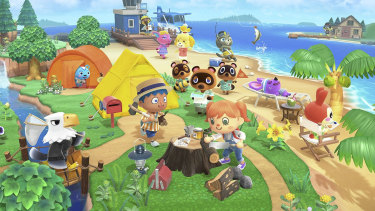 Animal Crossing was the perfect antidote to a life indoors.