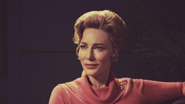 Cate Blanchett in Mrs America.