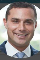 Financier Michael Wayne who appears on Sky Business.