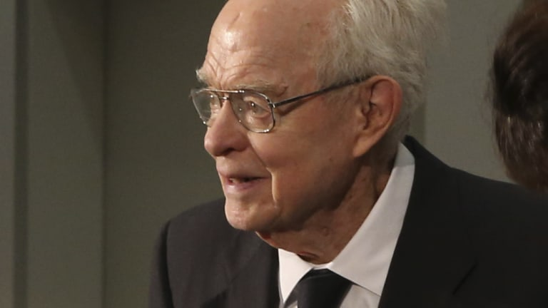 The NASA probe is named after Eugene Parker.